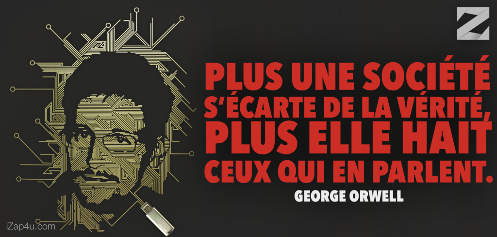 Citation-George-Orwell