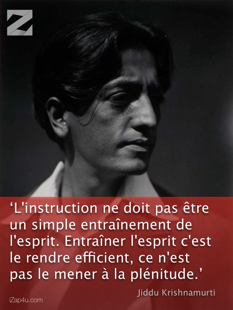 Citation-Jiddu-Krishnamurti