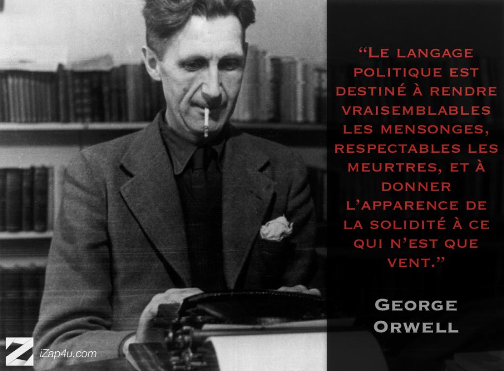 Georges-Orwell-citation