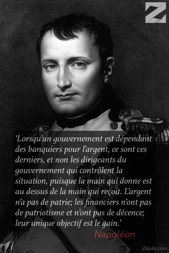 Napoléon-citation