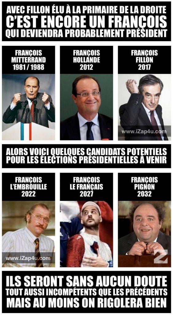 Francois president FB