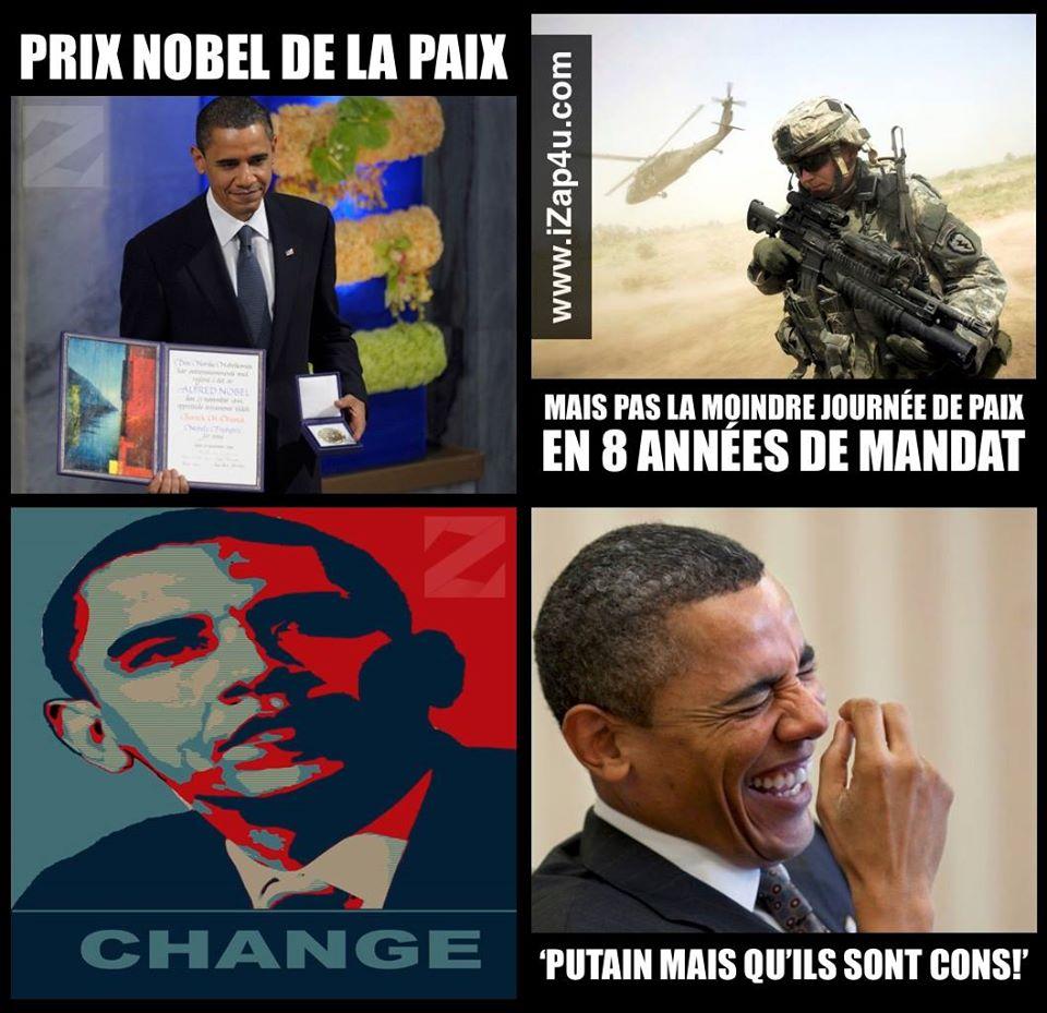 Obama Nobel FB